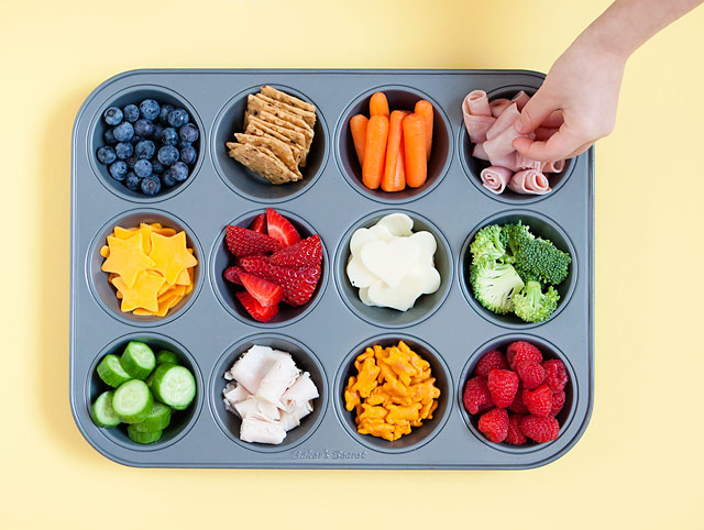 Healthy Snacks For People Always On The Go