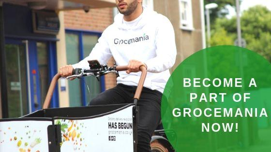 BECOME A PART OF GROCEMANIA NOW!
