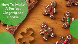 Step-by-Step Gingerbread Cookie