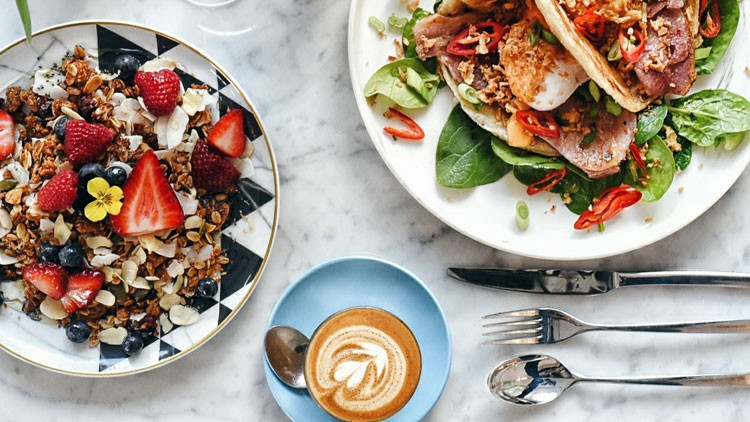 The Insta-Worthy Cafes in London