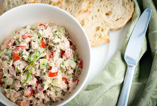 Tuna Bread Spread