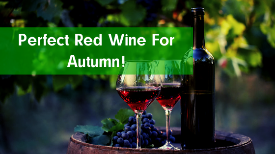 Perfect Red Wine For Autumn!