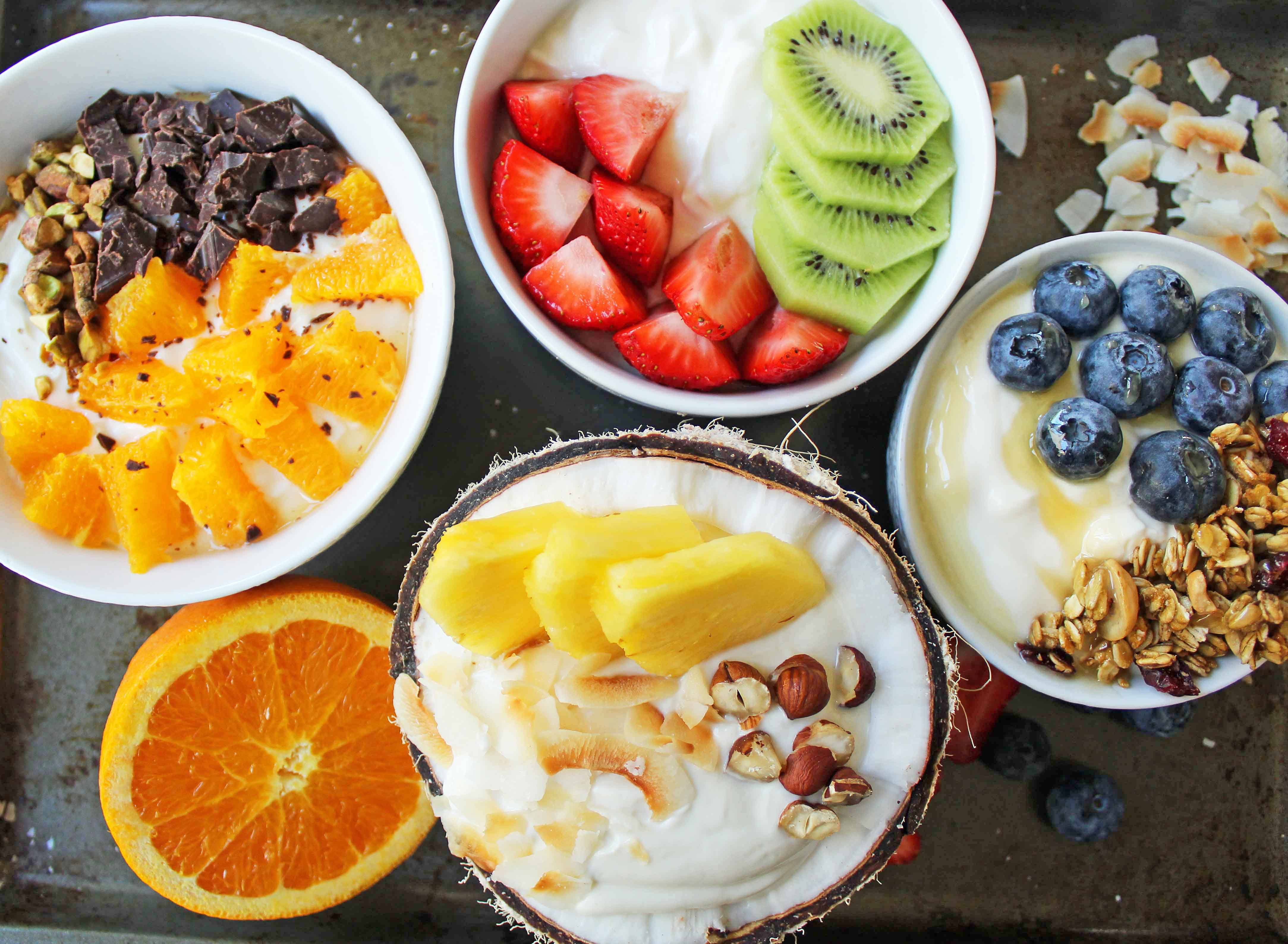 Breakfast Bowl Recipes to Jump-Start Your Morning