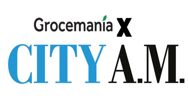 Grocemania featured in CITY A.M.