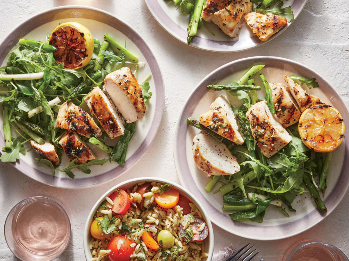 High Protein Meals That Taste Great