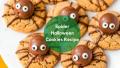 Spider Halloween Cookie Recipe