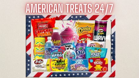 American Treats Wakefield Road