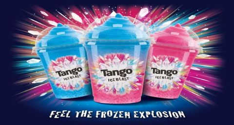 Tango Ice Blast 24/7 White Cross