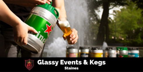 Glassy Events & Kegs