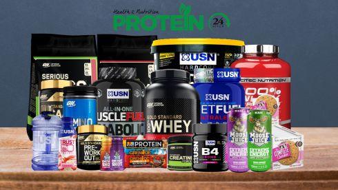 Protein 24/7 Bramall