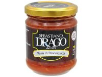 Grocery Delivery London - Drago Swordfish Ragout 190g same day delivery