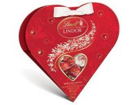 Grocery Delivery London - Lindt Lindor Valentines Box 100g same day delivery