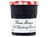 Grocery Delivery London - Bonne Maman Wild Blueberries Jam 370g same day delivery