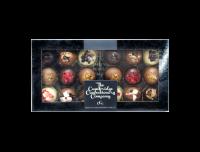 Cambridge 18 Luxury Solid Chocolate Domes Gift Box 320g