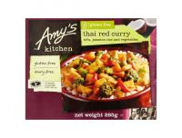 Grocery Delivery London - Amys Kitchen Thai Red Curry - Gluten Free 285g same day delivery