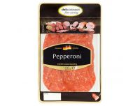 Grocery Delivery London - Delicatessen Pepperoni Slices 100g same day delivery