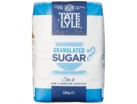 Grocery Delivery London - Tate & Lyle Granulated Sugar 500g same day delivery