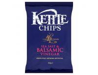 Grocery Delivery London - Kettle Sea Salt & Balsamic Vinegar 100g same day delivery