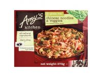 Grocery Delivery London - Amys Kitchen Chinese Noodles - Dairy and Gluten Free 285g same day delivery