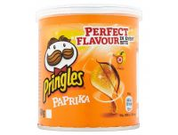 Grocery Delivery London - Pringles Pop And Go Paprika 40g same day delivery