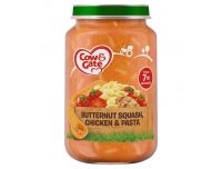 Grocery Delivery London - Cow and Gate Butternut Squash, Chicken and Pasta 7+ months 200g same day delivery