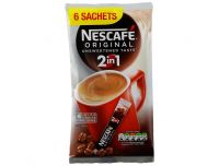 Grocery Delivery London - Nescafe Original 2in1 6pk 60g same day delivery