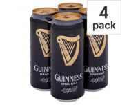 Grocery Delivery London - Guinness Draught 4x440ml same day delivery