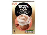 Grocery Delivery London - Nescafe Gold Cappuccino Unsweetened 113.6g same day delivery