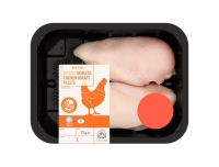 Grocery Delivery London - Heritage British Skinless Chicken Breast Fillets 370g same day delivery