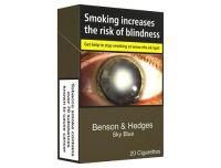 Benson & Hedges Sky Blue King Size 20 Pack