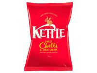 Grocery Delivery London - Kettle Sweet Chilli & Sour Cream 100g same day delivery