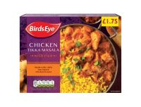 Grocery Delivery London - Birds Eye Chicken Tikka Masala with Rice 400g same day delivery