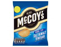 Grocery Delivery London - McCoys Salt and Vinegar 70g same day delivery