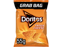 Grocery Delivery London - Doritos Tangy Cheese 55g same day delivery