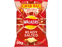 Grocery Delivery London - Walkers Ready Salted 50g same day delivery