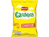 Grocery Delivery London - Walkers Quavers Cheese 20g same day delivery