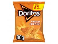 Grocery Delivery London - Doritos Tangy Cheese 80g same day delivery