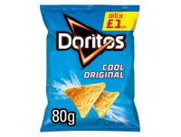 Grocery Delivery London - Doritos Cool Original 80g same day delivery