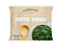 Growers Chopped Spinach 450g