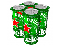 Grocery Delivery London - Heineken 4x440ml same day delivery