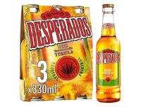 Grocery Delivery London - Desperados Beer 3x330ml same day delivery