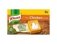 Grocery Delivery London - Knorr Chicken Cube Stock Cubes 8 x 10g same day delivery