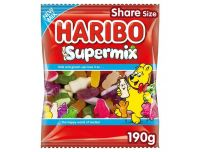 Grocery Delivery London - Haribo Supermix 190g same day delivery