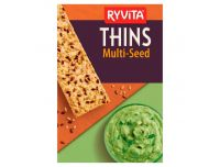 Grocery Delivery London - Ryvita Thins 125g same day delivery