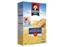 Grocery Delivery London - Quaker Oats 100% Wholegrain Porridge 1KG same day delivery