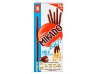 Grocery Delivery London - Mikado Go Milk Chocolate 51g same day delivery