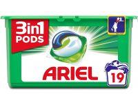 Ariel 3 In1 Pods Original Washing Liquid Capsules 19 Washes