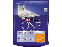 Grocery Delivery London - Purina One Chicken/Whole Grains 800g same day delivery