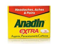 Grocery Delivery London - Anadin Extra same day delivery