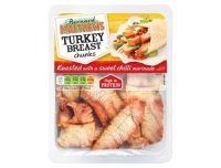 B.M Turkey Breast Chunks Sweet Chilli 90g